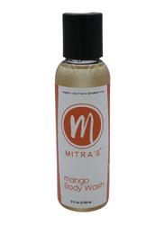 Mitra's Bath & Body Mango Body Wash, 59ml