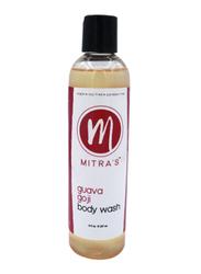 Mitra's Bath & Body Guava Goji Body Wash, 237ml