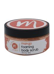 Mitra's Bath & Body Mango Foaming Body Scrub, 226gm