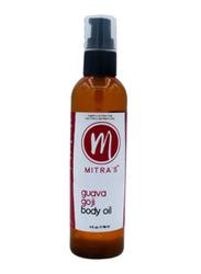 Mitra's Bath & Body Guava Goji Shea Body Oil, 118ml