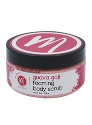 Mitra's Bath & Body Guava Goji Foaming Body Scrub, 226gm