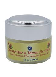 Mitra's Bath & Body Prickly Pear & Mango Face Butter, 29.6ml