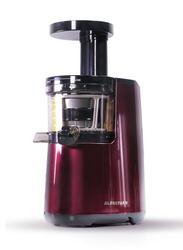 Aldrofarm Slow Juicer, 150W, AL007, Maroon