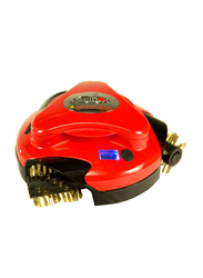 Grillbot Automatic Grill Cleaning Robot, Grillbot-84, Red
