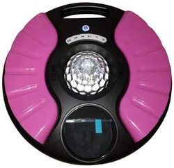 Sondpex Saturn Wireless Pool Bluetooth Waterproof Speaker with Versatile Lighting, Pink