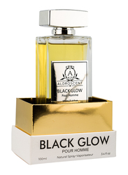 AldroScent Black Glow 100ml EDP for Men