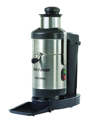 Robot Coupe Ultra Juice Extractor, 1000W, J-100, Grey/Silver/Black