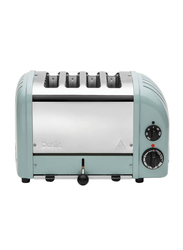 Dualit 4-Slice Vario Toaster, 2200W, D4BMHA-GB, Silver