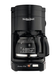 Hamilton Beach Aroma Elite Coffee Maker, 550W, Buy 1 Get 1 Free, HDC700B, Black