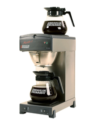 Bravilor Bonamat Mondo 2 Filter Coffee Machine, 2145W, Black/Silver