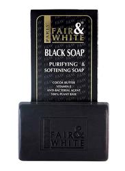 Fair & White Original Savon Vitamin E Purifiant Soap, Black, 200gm