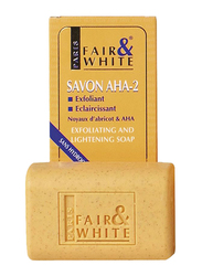 Fair & White Savon AHA-2 Exfoliating and Unifying Soap, Gold, 200gm