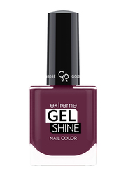 Golden Rose Extreme Gel Shine Nail Lacque, No. 55, Purple