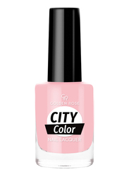 Golden Rose City Color Nail Lacquer, No. 09, Pink