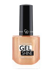 Golden Rose Extreme Gel Shine Nail Lacque, No. 39, Orange