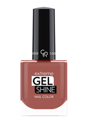 Golden Rose Extreme Gel Shine Nail Lacque, No. 51, Brown