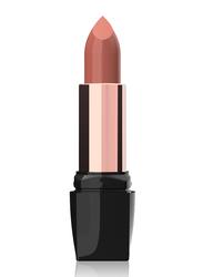 Golden Rose Satin Soft Creamy Lipstick, No. 04, Brown