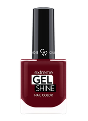 Golden Rose Extreme Gel Shine Nail Lacque, No. 68, Red