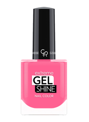 Golden Rose Extreme Gel Shine Nail Lacque, No. 21, Pink
