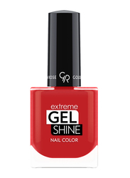 Golden Rose Extreme Gel Shine Nail Lacque, No. 59, Orange