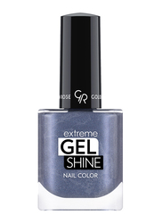 Golden Rose Extreme Gel Shine Nail Lacque, No. 31, Blue