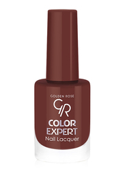 Golden Rose Color Expert Nail Lacquer, No. 121, Brown