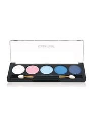 Golden Rose Professional Palette Eyeshadow, 101, Multicolor