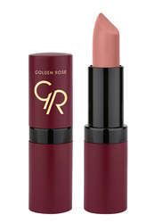 Golden Rose Velvet Matte Lipstick, No. 01, Pink
