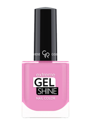 Golden Rose Extreme Gel Shine Nail Lacque, No. 23, Pink
