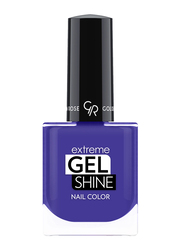 Golden Rose Extreme Gel Shine Nail Lacque, No. 32, Purple