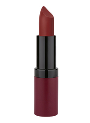 Golden Rose Velvet Matte Lipstick, No. 22, Brown