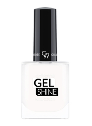 Golden Rose Extreme Gel Shine Nail Lacque, No. 03, White