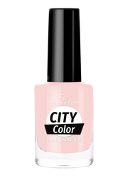 Golden Rose City Color Nail Lacquer, No. 07, Pink