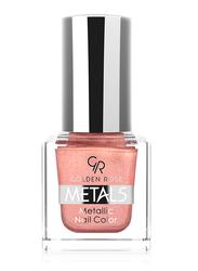 Golden Rose Metals Metallic Nail Color, No. 109, Pink