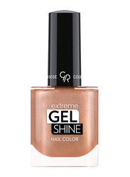 Golden Rose Extreme Gel Shine Nail Lacque, No. 40, Orange