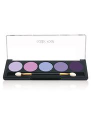 Golden Rose Professional Palette Eyeshadow, 105, Multicolor