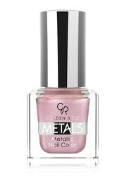Golden Rose Metals Metallic Nail Color, No. 105, Pink