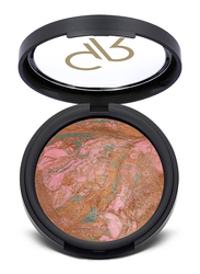 Golden Rose Terracotta Stardust Blush-On, No. 103, Multicolor
