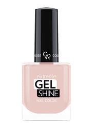 Golden Rose Extreme Gel Shine Nail Lacque, No. 08, Pink