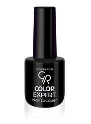 Golden Rose Color Expert Nail Lacquer, No. 60, Black