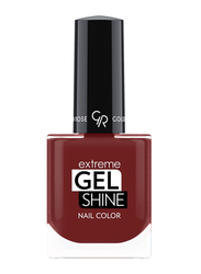 Golden Rose Extreme Gel Shine Nail Lacque, No. 54, Brown