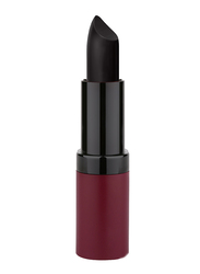 Golden Rose Velvet Matte Lipstick, No. 33, Black