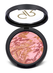 Golden Rose Terracotta Stardust Blush-On, No. 102, Multicolor