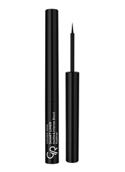 Golden Rose Smart Liner Matte Eyeliner, Intense Black