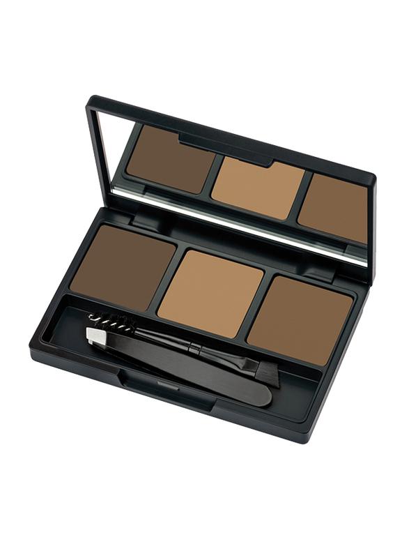 Golden Rose Eyebrow Styling Kit, 01 Blonde, Brown