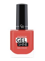 Golden Rose Extreme Gel Shine Nail Lacque, No. 52, Orange