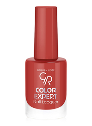 Golden Rose Color Expert Nail Lacquer, No. 118, Red