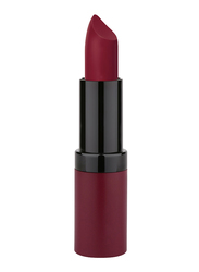 Golden Rose Velvet Matte Lipstick, No. 34, Red