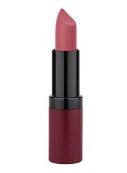 Golden Rose Velvet Matte Lipstick, No. 12, Pink