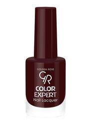 Golden Rose Color Expert Nail Lacquer, No. 80, Brown